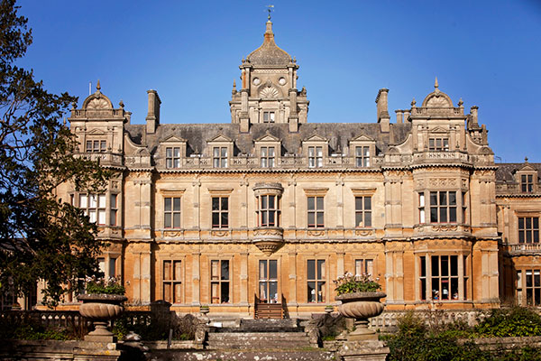 Amazing venues - The Westonbirt Charities Fair