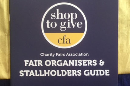 How to organise a charity fair